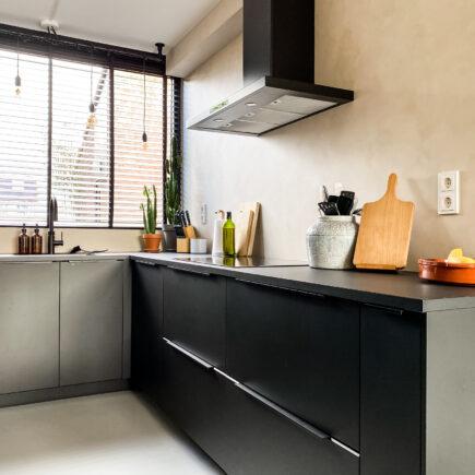 keuken aanzicht